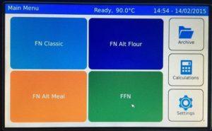 FN 7100 Экран