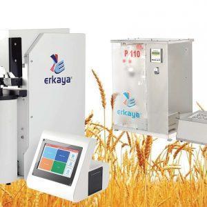 Приборы для исследования качества зерна